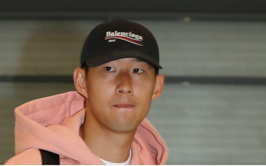 سون هیونگ مین: می خواهم قهرمان کره لقب بگیرم