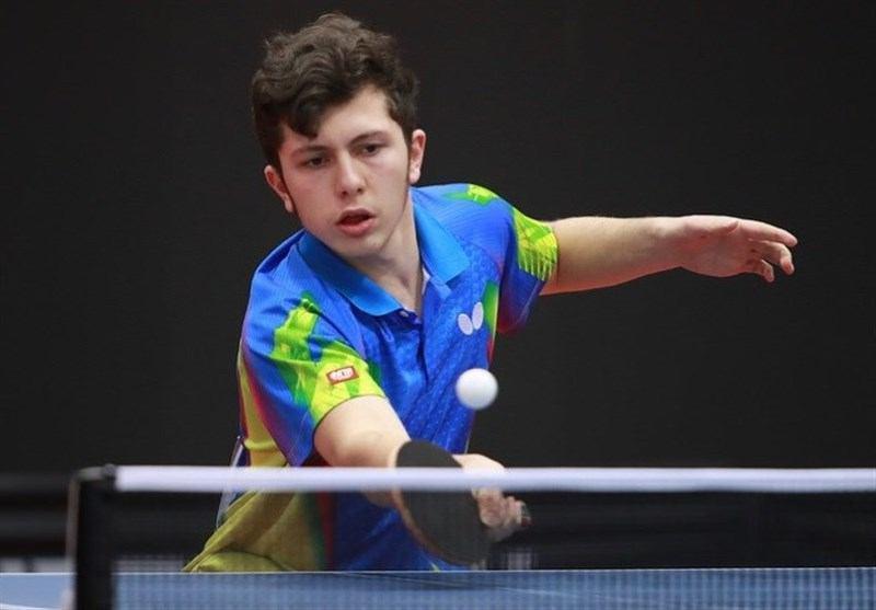 حذف احمدیان از پینگ پنگ قهرمانی جوانان جهان