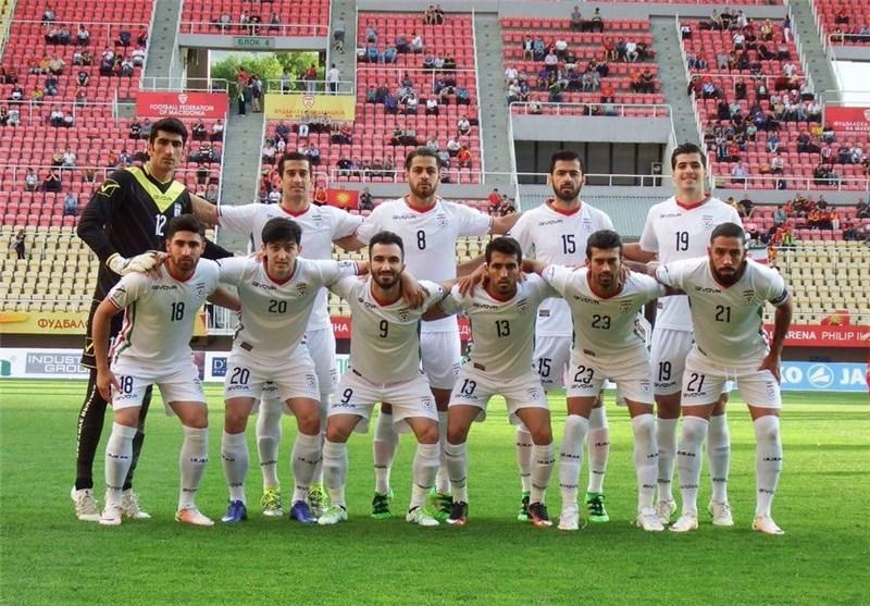 برنامه جدید اردوی تیم ملی