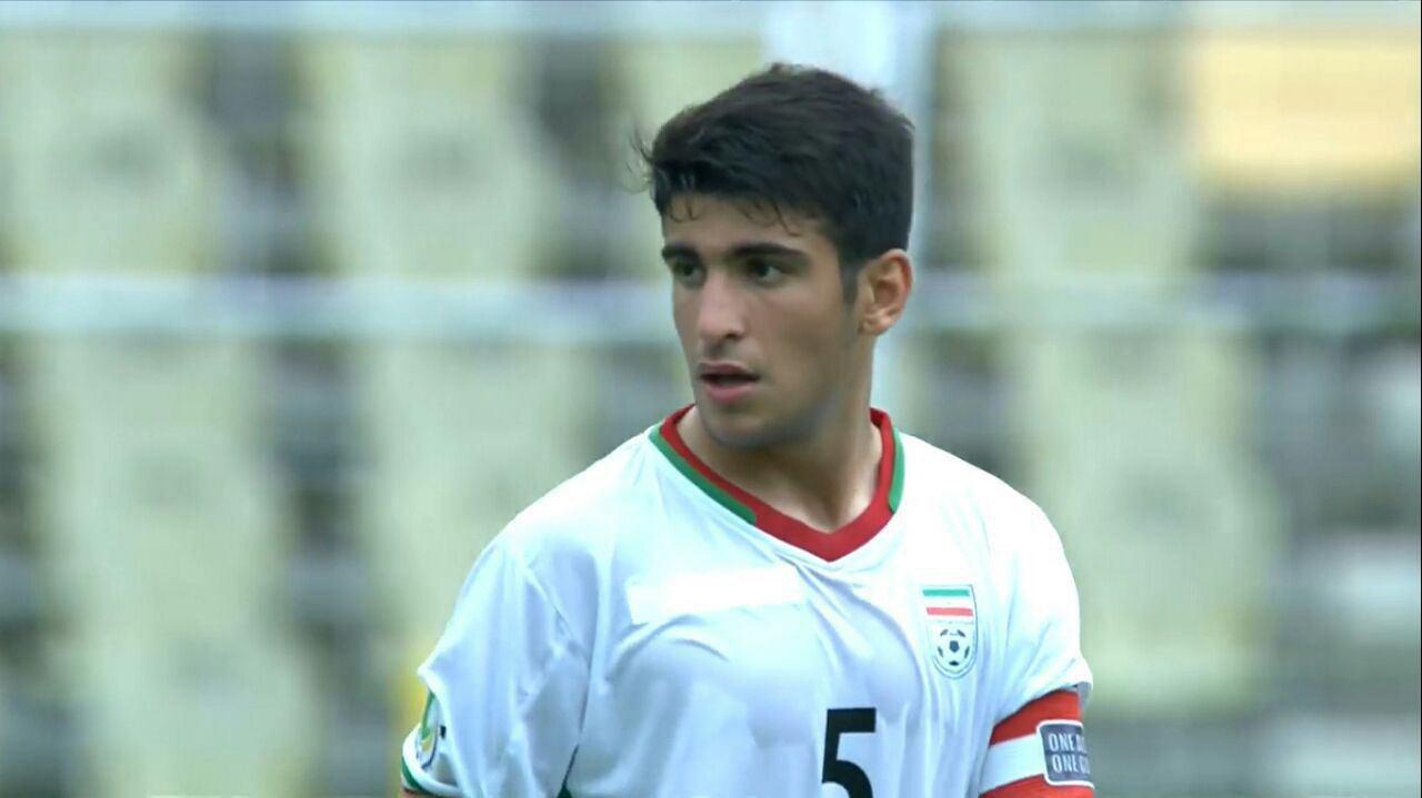 بازیکن پرسپولیس، جوان اول فوتبال مازندران