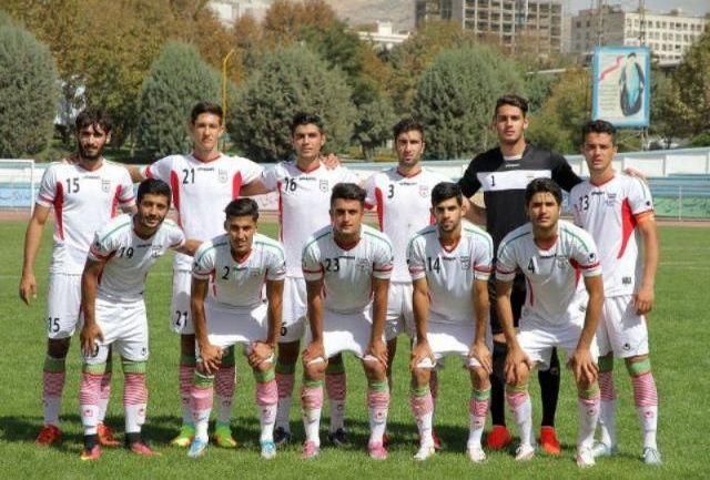 تیم ملی جوانان در شهریار
