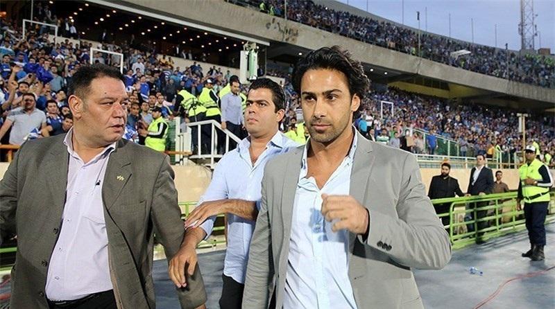جلسه مجیدی با مدیرعامل باشگاه استقلال