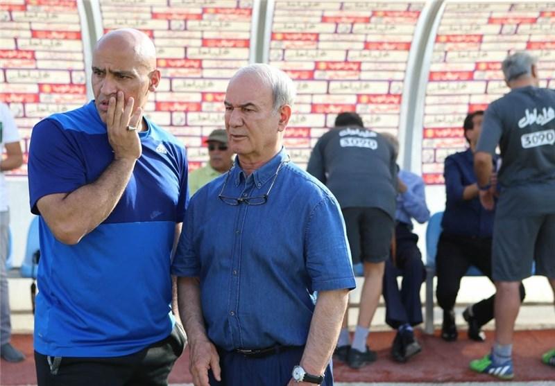 افشارزاده: آقای منصوریان!بهترین تیم را تحویلت دادیم، چه کردی؟