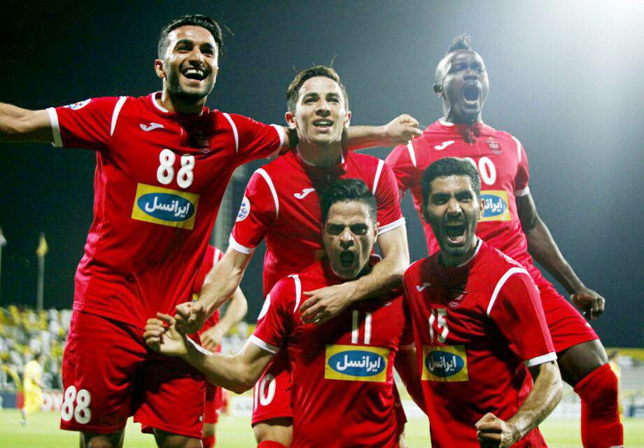 گزارش تصویری| الوصل امارات 0 - 1 پرسپولیس
