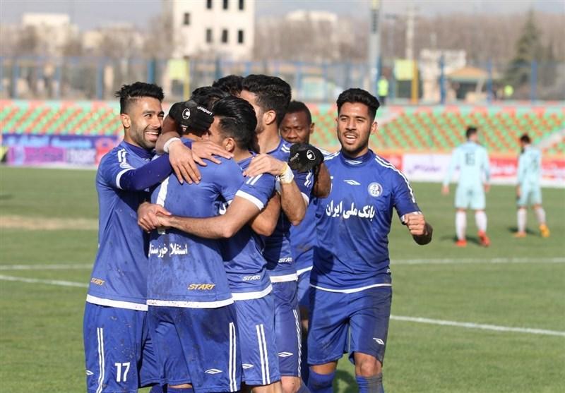 نخستین پیروزی آسیایی برای استقلال خوزستان