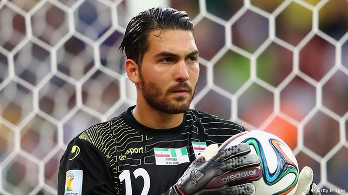 دروازهبان شماره یک ایران همچنان بدون تیم است