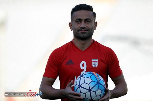 امید ابراهیمی: با تمرینات تیم ملی خودمان را در جامجهانی حس میکنیم