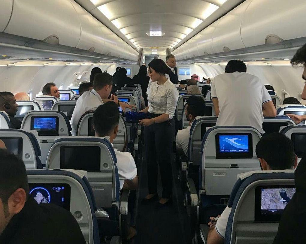 پرواز استقلال به کویت نرسید