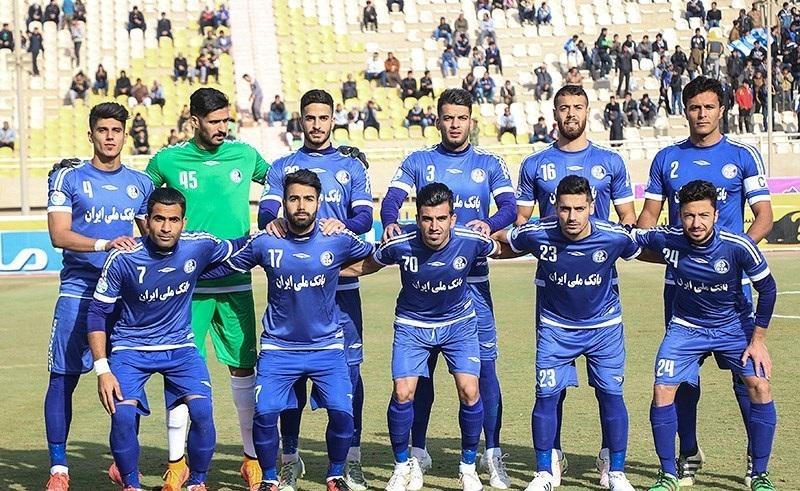 ترکیب استقلال خوزستان مقابل الفتح