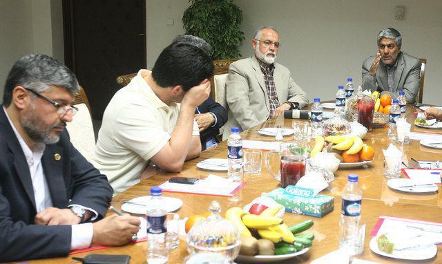 پولادگر و خادم عضو ستاد نظارت بر انتخابات