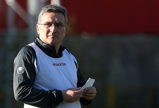 نشست برانکو با مسئول نقلوانتقالات باشگاه پرسپولیس