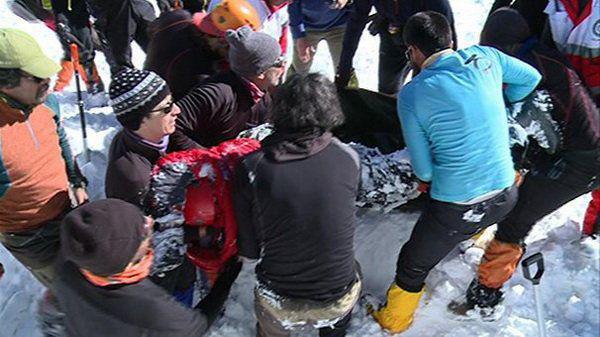 پیکر آخرین کوهنورد مفقودی پیدا شد