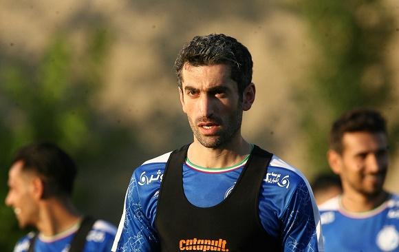 مجتبی جباری : خداحافظی نمی کنم، به موقع حرف هایم را می زنم
