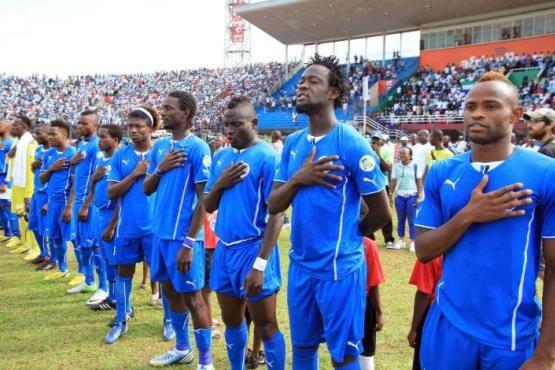 تیم ملی سیرالئون را بشناسید؛مردان سرزمین الماس