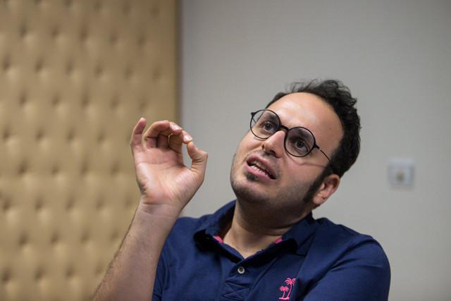 محمدحسين مهدويان: استقلالی بودم و خواننده هميشگی خبرورزشی