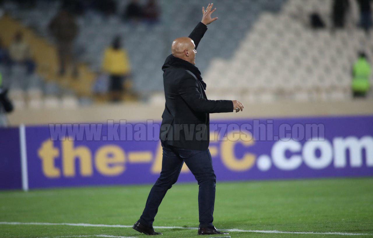 درخواست منصوریان از بازیکنان استقلال