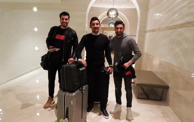 عکس| سه بازیکن دیگر به تیم ملی اضافه شدند