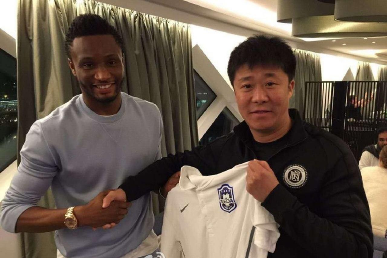 یک بازیکن دیگر چلسی در چین