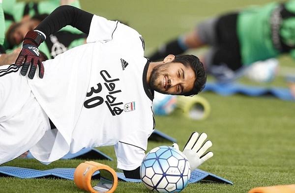 حسینی: ثمرات تمرینات این روزهای تیم ملی را در جام جهانی میبینیم