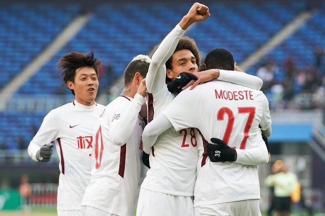 صعود تیانجین و کاشیوا به مرحله گروهی لیگ قهرمانان