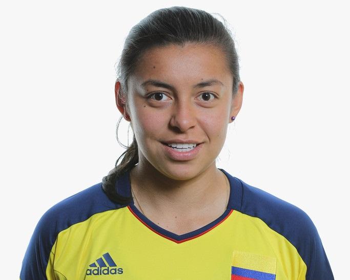 آشنایی با يورلی رينكون، ستاره پيشرو در فوتبال زنان كلمبيا