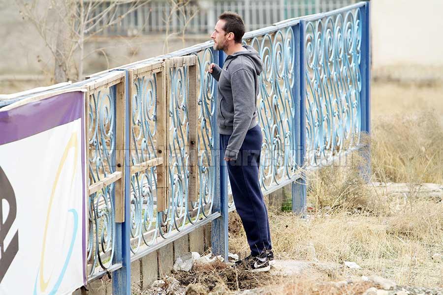 ناراحت ترین چهره این روزهای استقلال