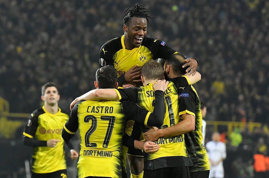 لیگ اروپا|پیروزی مارسی و میلان،شکست تیم قدوس برابر آرسنال