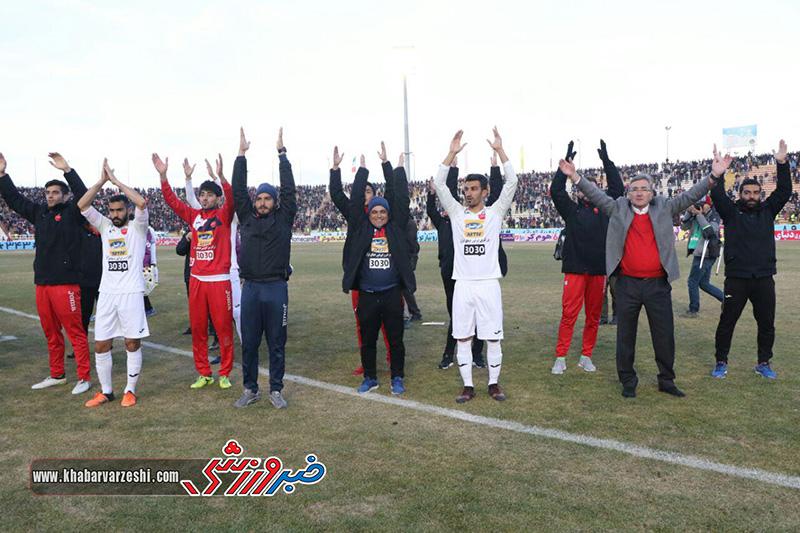 گزارش تصویری| سیاه جامگان 0 - 1 پرسپولیس