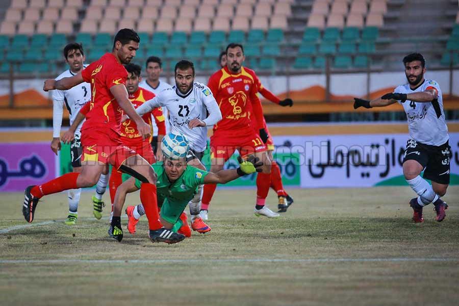 اینفوگرافی| تیم منتخب هفته چهاردهم لیگ برتر
