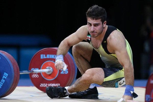 کیانوش رستمی از کسب مدال جهانی محروم شد!