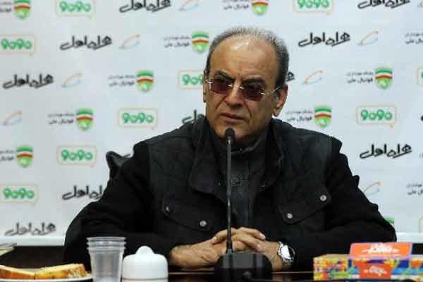ترابیان: نمیدانم چرا علی کریمی در این وادی افتاد