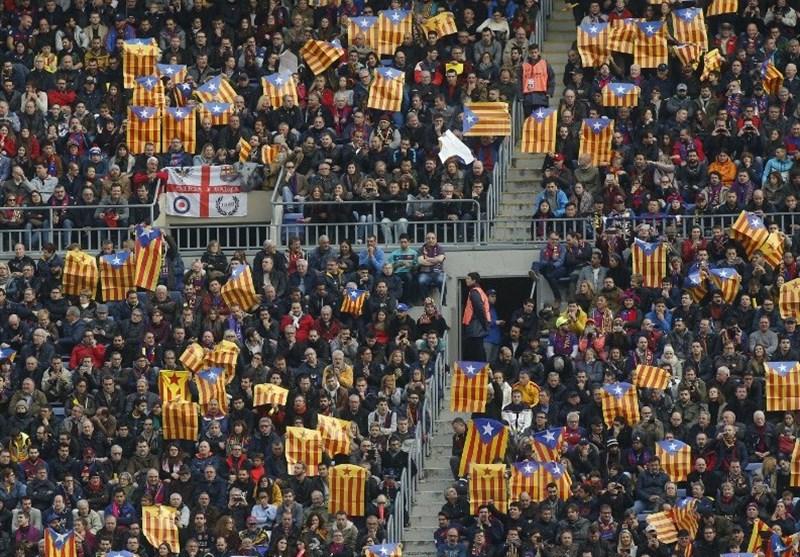 باشگاه بارسلونا جریمه شد
