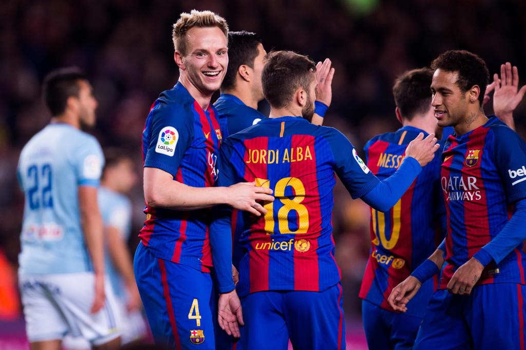 هافبک بارسلونا ماندگار شد