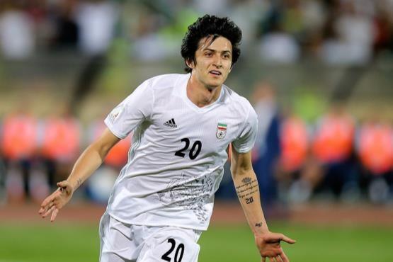 کارشناس فوتبال روسیه: سردار آزمون شبیه مایکل جردن است