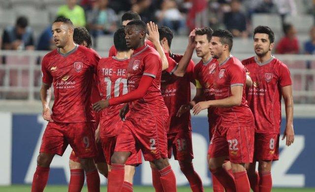 لیگ قهرمانان آسیا| صعود الدحیل به مرحله حذفی