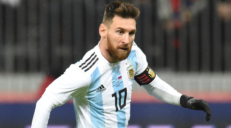 مسی: تشنه موفقیت در جام جهانی هستم