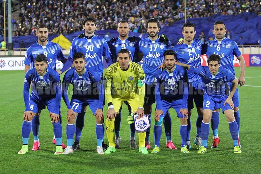 4-2-3-1 منصوریان برای شکست الاهلی