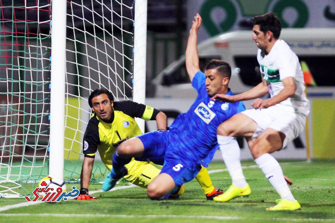 گزارش تصویری| ذوب آهن 1 - 0 استقلال (لیگ قهرمانان آسیا)