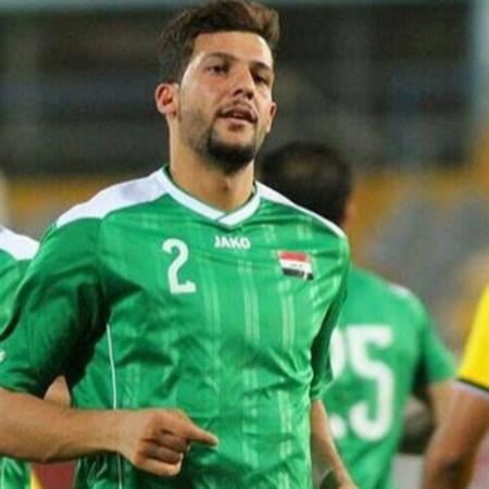 مدافع عراقی زودتر از لیگ قهرمانان می آید