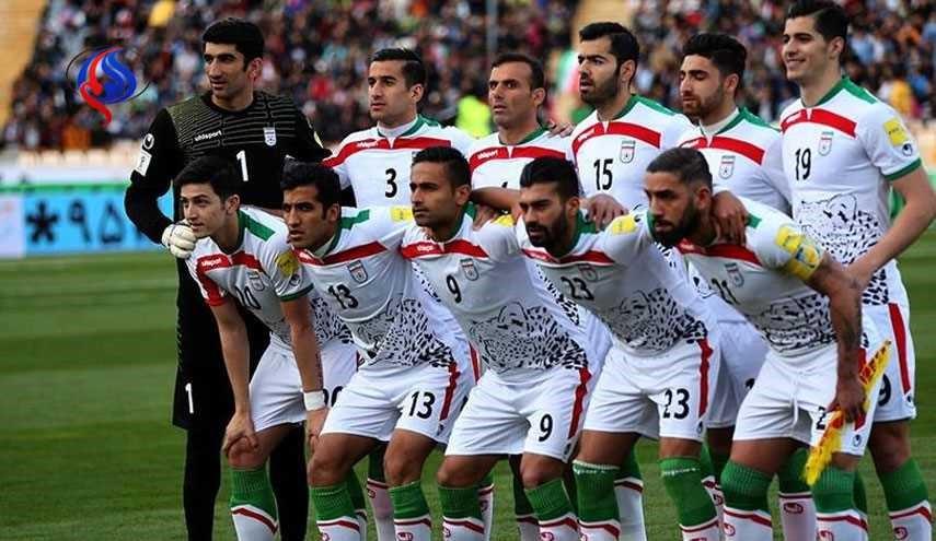 ایران بدون تغییر در جایگاه سی و سوم جهان