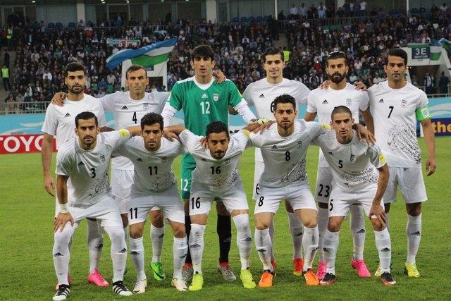 یازدهمین پیروزی بالای هفت گل ایران