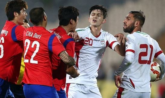اسامی تیم داوری دیدار کره جنوبی - ایران