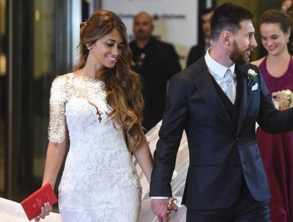 درباره عروسی آقا و خانم مسی