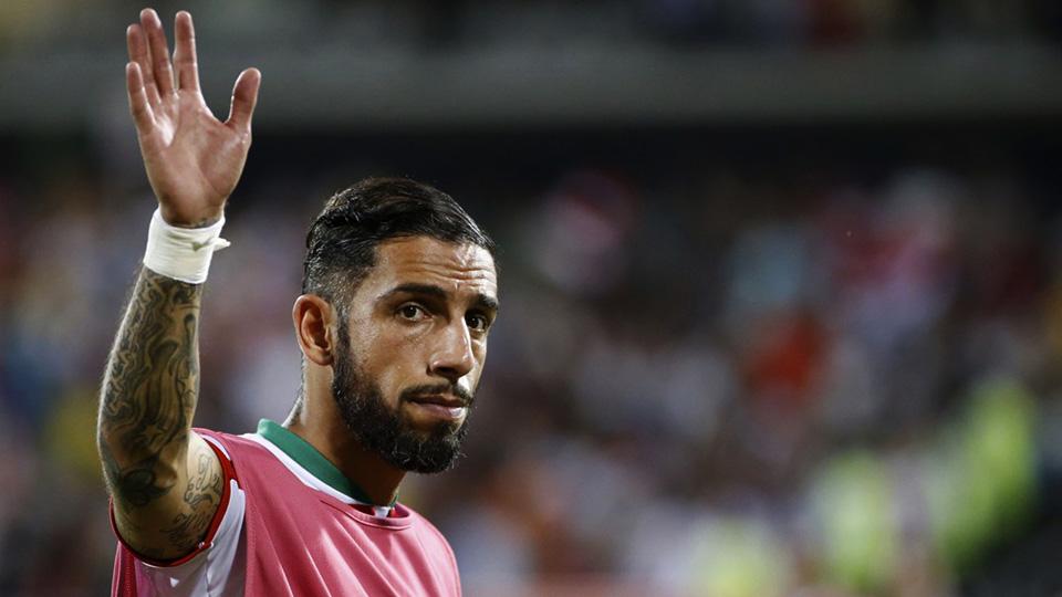 دژاگه: میخواهم مقابل قطر بازی کنم