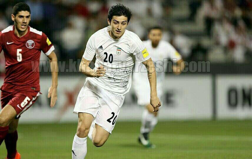 عکس  یک ایرانی سومین گلزن برتر فوتبال جهان