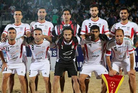 آخرین رنکینگ فوتبال ساحلی جهان اعلام شد
