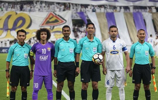 نایبرئیس AFC حامی داور خاطی بازی استقلال!