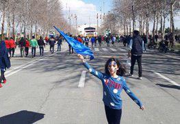 روایتی از دختران بازداشت شده آزادی