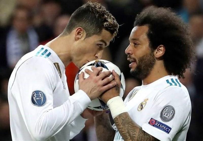 لیگ قهرمانان اروپا| رئال از شکست پیروزی ساخت