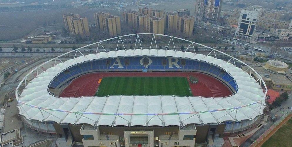 ورزشگاه امام رضا (ع) نامزد زیباترین ورزشگاه جهان شد